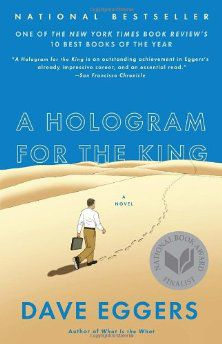 Khaled Hosseini recommends A Hologram for the King