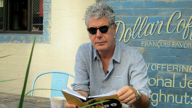 Favourite books of Anthony Bourdain