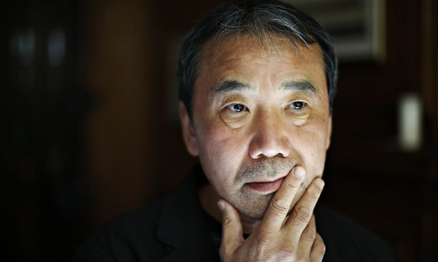 Christa Miller recommends Books by author Haruki Murakami