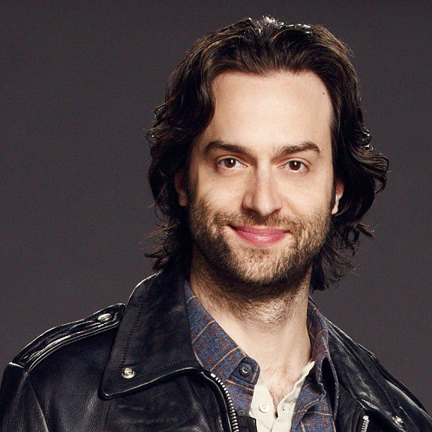 Chris D'Elia's book recommendations