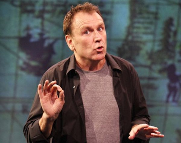Colin Quinn's book recommendations