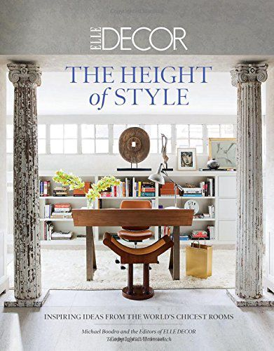 Sarah Richardson recommends Elle Decor: The Height of Style
