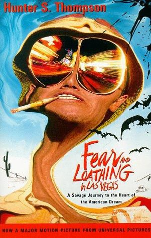 Anthony Bourdain recommends Fear and Loathing in Las Vegas