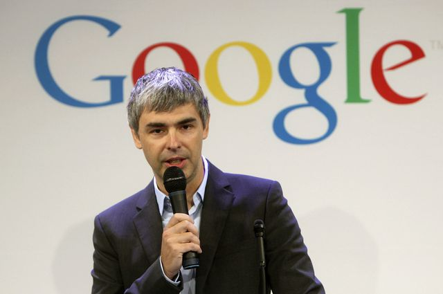 Favourite books of Larry Page
