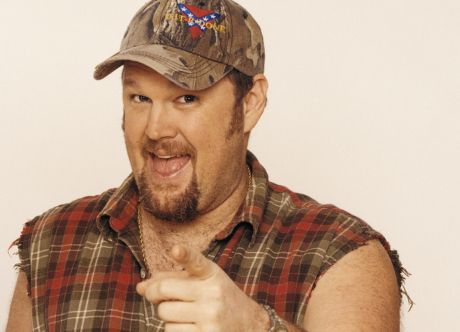 Favourite books of Larry The Cable Guy