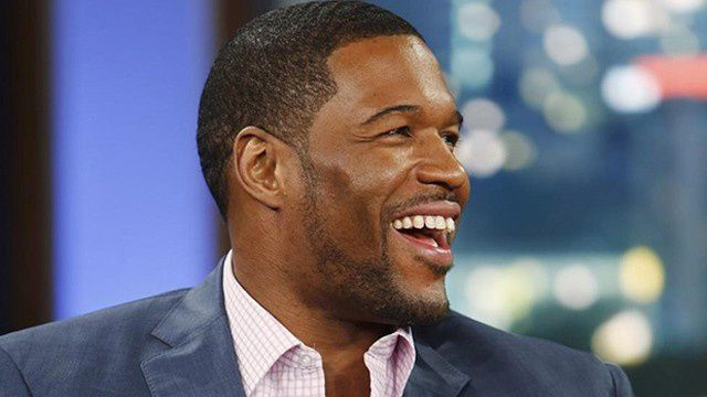 Michael Strahan's book recommendations