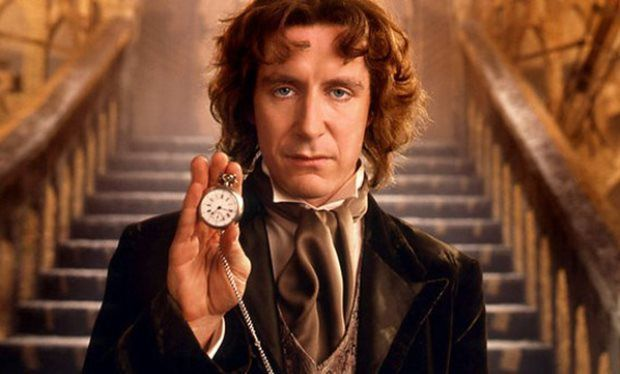 Paul McGann's book recommendations