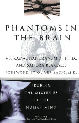 Aamir Khan recommends Phantoms in the Brain: Probing the Mysteries of the Human Mind