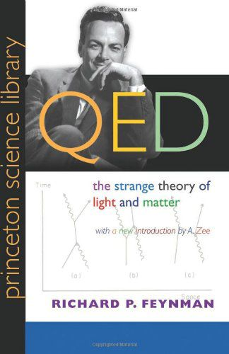 Larry Page recommends QED: The Strange Theory of Light and Matter
