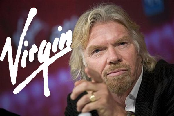 Richard Branson's book recommendations
