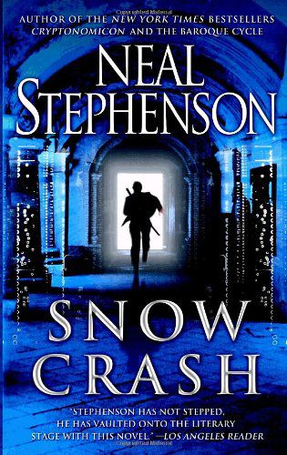 Larry Page recommends Snow Crash