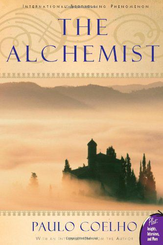Lance Bass recommends The Alchemist
