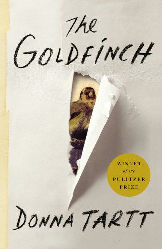 Adam Savage recommends The Goldfinch