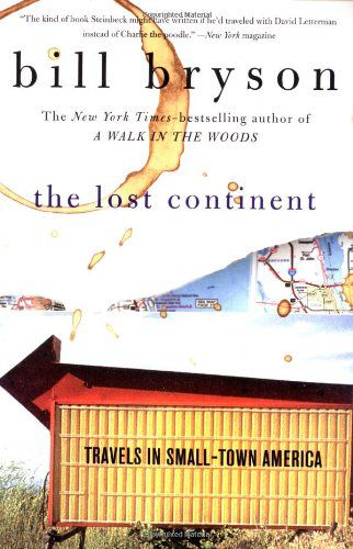 Aamir Khan recommends The Lost Continent: Travels in Small-Town America