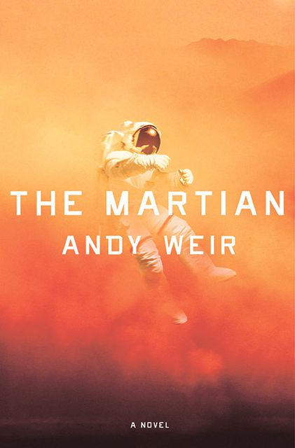 Adam Savage recommends The Martian: A Novel