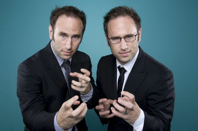 Favourite books of The Sklar Brothers