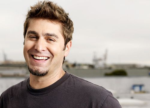 Tory Belleci's book recommendations