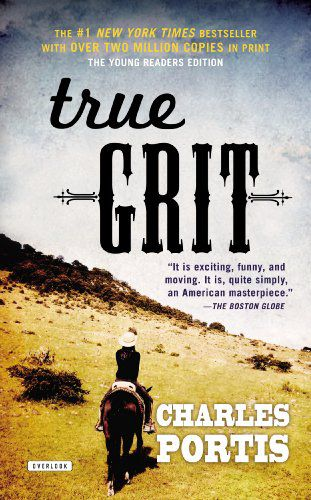 Anthony Bourdain recommends True Grit