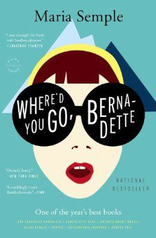 John Green recommends Where'd You Go, Bernadette